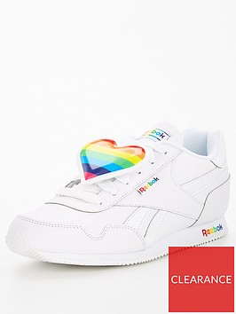 reebok-royal-classic-jogger-30-rainbow-heart-junior-trainers-multi