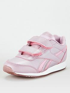 reebok-royal-classic-jogger-20-2vnbspshine-childrens-trainers-pink