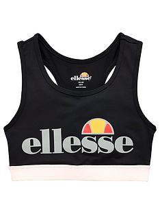 ellesse-older-girls-toscana-sport-bra-black