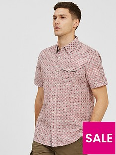 fatface-arun-print-short-sleeve-shirt-red