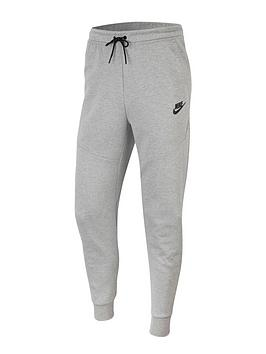 nike-reflective-tech-fleece-pants-dark-grey