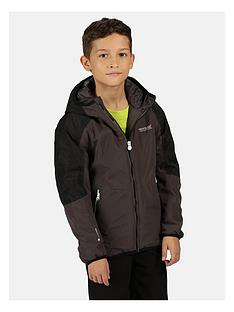 regatta-childrensnbspvolcanics-iv-waterproof-jacket-greyblack