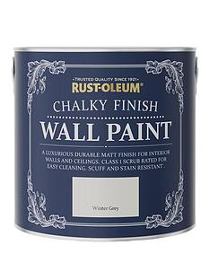 rust-oleum-chalky-finish-25-litre-wall-paint-ndash-winter-grey