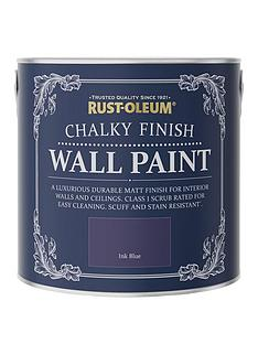 rust-oleum-chalky-finish-25-litre-wall-paint-ndash-ink-blue