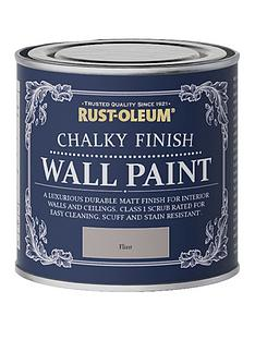 rust-oleum-chalky-finish-125-ml-wall-paint-ndash-flint