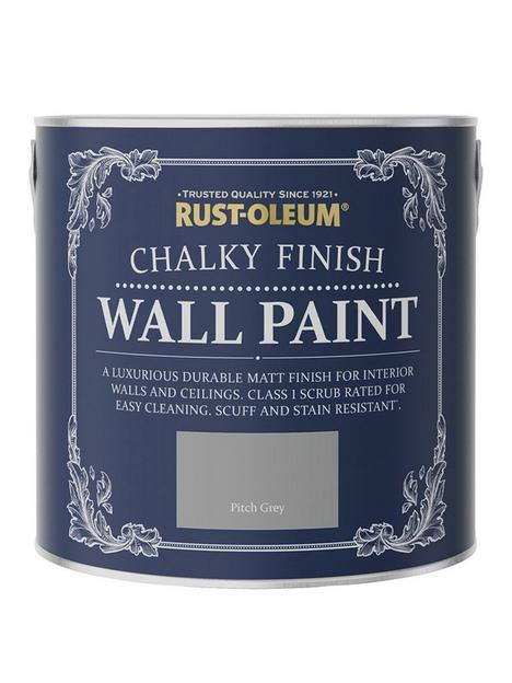 rust-oleum-chalky-finish-25-litre-wall-paint-ndash-pitch-grey