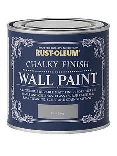 rust-oleum-chalky-finish-125-ml-wall-paint-ndash-pitch-grey