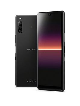 Sony Xperia L4 Smartphone in Black
