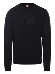 the-north-face-drew-peak-crew-black