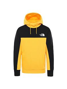 the-north-face-himalayan-hoodie-gold