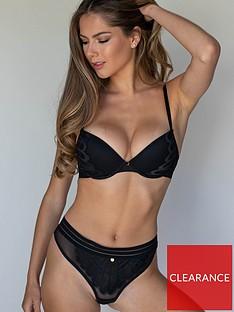 boux-avenue-arielle-plunge-bra-black