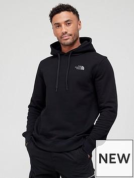 the-north-face-seasonal-drew-peak-pullover-hoodie-black