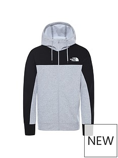 the-north-face-himalayan-full-zip-hoodie-light-grey-heather