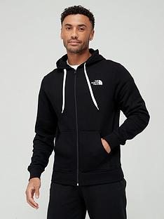 the-north-face-open-gate-full-zip-hoodie-blackwhite