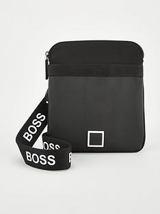 boss-pixel-black-white-logo-cross-body-bag-black
