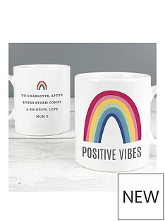 personalised-rainbow-mug