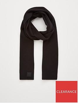boss-foxon-knitted-scarf-blacknbsp
