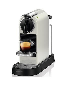 Nespresso Magimix Citiz Coffee Machine - White