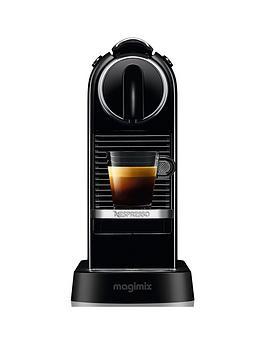 Nespresso Citiz 11315 Coffee Machine By Magimix - Black