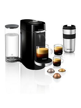 Nespresso Vertuo Plus 11385 Coffee Machine By Magimix - Black