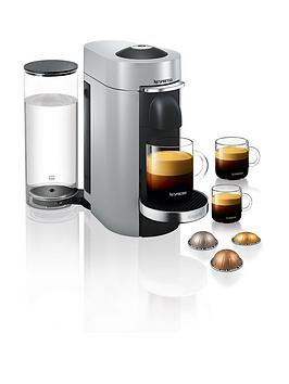 Nespresso Nespresso Vertuo Plus 11386 Coffee Machine By Magimix - Silver