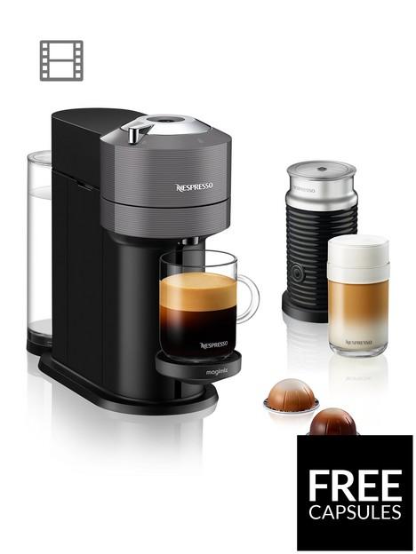 nespresso-vertuo-next-11711-coffee-machine-with-milk-frother-by-magimix--nbspdark-greynbsp