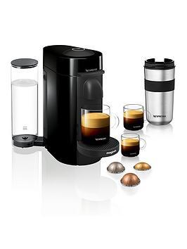 Nespresso Vertuo Plus 11399 Coffee Machine By Magimix - Black