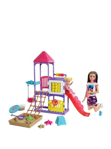 barbie-skipper-babysitters-inc-climb-lsquon-explore-playground-dolls-amp-playset