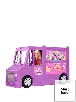 barbie-food-truck
