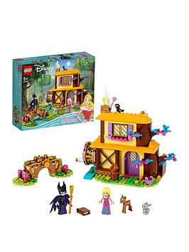 Lego Disney Princess 43188 AuroraS Forest Cottage Sleeping Beauty