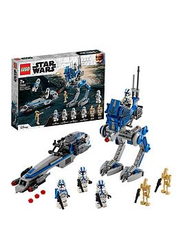 Lego Star Wars 75280 501St Legion Clone Troopers &Amp; Battle Droids Best Price, Cheapest Prices