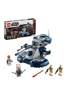 Lego Star Wars 75283 Armored Assault Tank (Aat) With Ahsoka Tano Best Price, Cheapest Prices