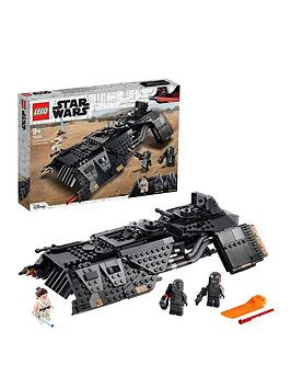 Lego Star Wars 75284 Knights Of Ren Transport Ship Best Price, Cheapest Prices