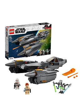Lego Star Wars 75286 General Grievous&Rsquo;S Starfighter Best Price, Cheapest Prices