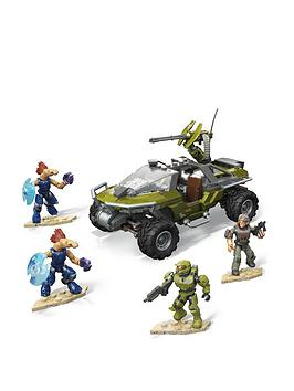 mega-construx-halo-warthog-rally-vehicle-construction-setnbsp