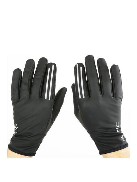 cycling-glovesnbspwinter-windster-black