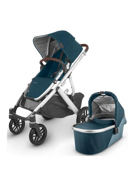 uppababy-vista-v2nbsppushchair-with-carrycot-seat-unit-rainshields-sun-shades-amp-insect-nets