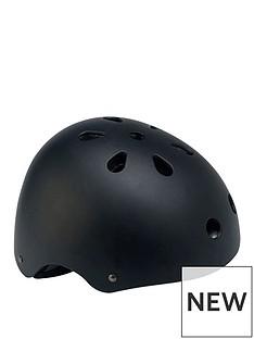 kids-helmet-bmx-matt-blk
