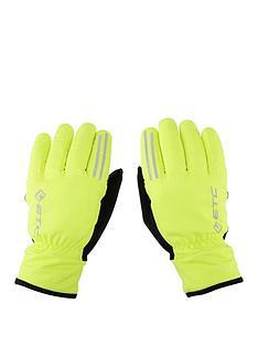 cycling-glove-winter-aerotex-yellow