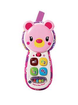 vtech-peek-amp-play-phone-pink