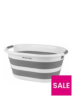 russell-hobbs-collapsible-plastic-oval-laundry-basket
