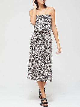 v-by-very-bardot-channel-waist-jersey-midi-dress-animal