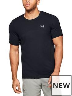 under-armour-seamless-t-shirt-blacknbsp