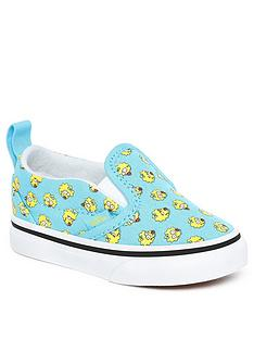 vans-vans-the-simpsons-maggie-classic-slip-on-v-toddler