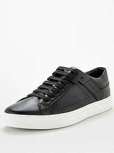hugo-futurism-tenn-trainers-black