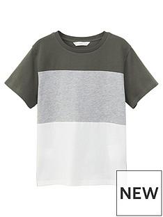 mango-boys-colour-block-tshirt-khaki
