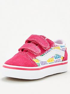 vans-old-skool-rainbow-infant-trainer