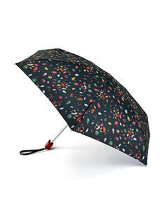 lulu-guinness-jewel-lip-print-tiny-umbrella-multi
