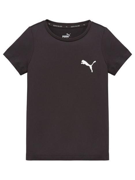 puma-active-t-shirt-black