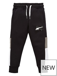 puma-alpha-hoodie-amp-sweat-pant-set-blackgrey